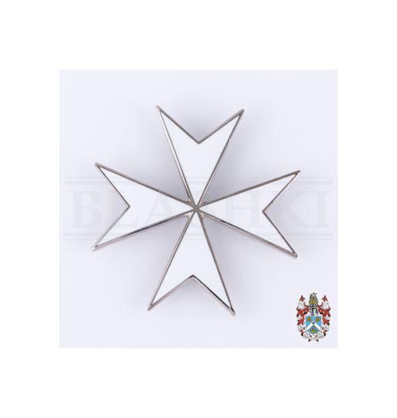 Knights Of Malta Cap Badge-400