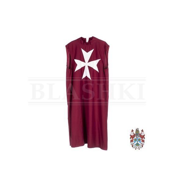 Knights Of Malta Tunic-400