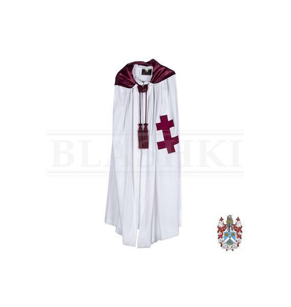 Knights Templar Preceptor's Mantle-400