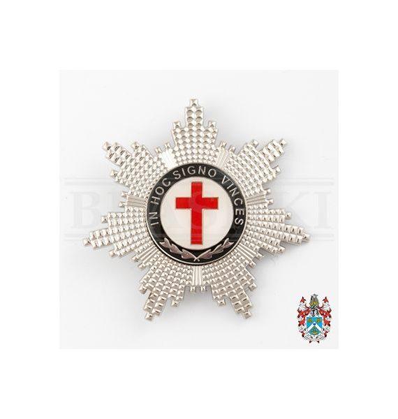Knights Templar Star-400