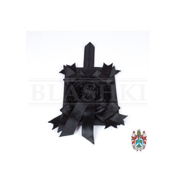 Rosette for Queen'sSenior Counsel Gown-400