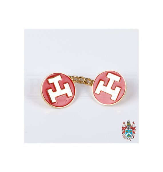 Royal Arch Chapter Jigger Buttons-78-400