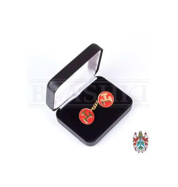Royal Arch Chapter Jigger Buttons (Boxed)-79-400
