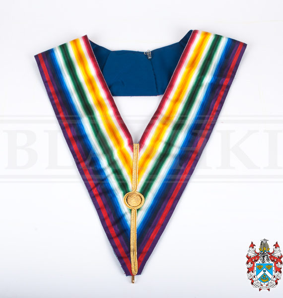 Royal Ark Mariner Past Commander's Collar-049-600