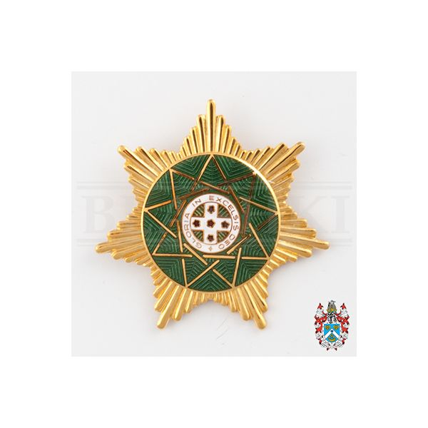 Royal Order Of Scotland Breast Star-400