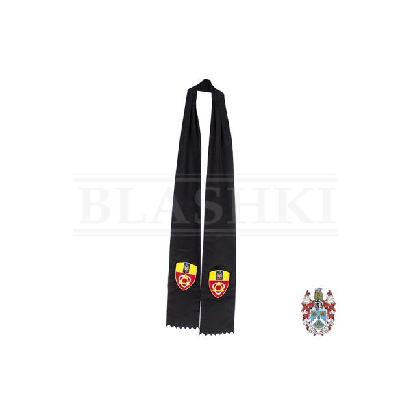 Scarf Embroidered-400
