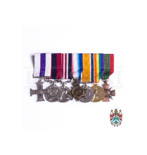 Swing Mount Original Medals - Full-size-400