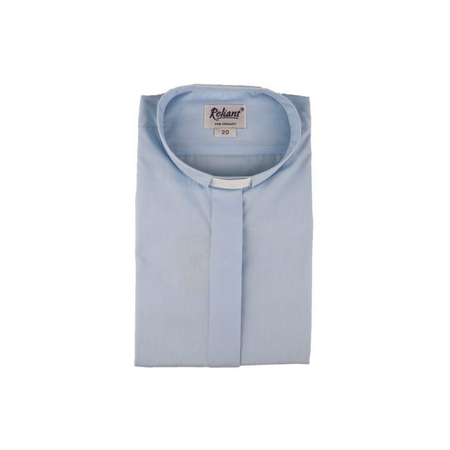 Ladies Tunnel Collar Shirt 600px