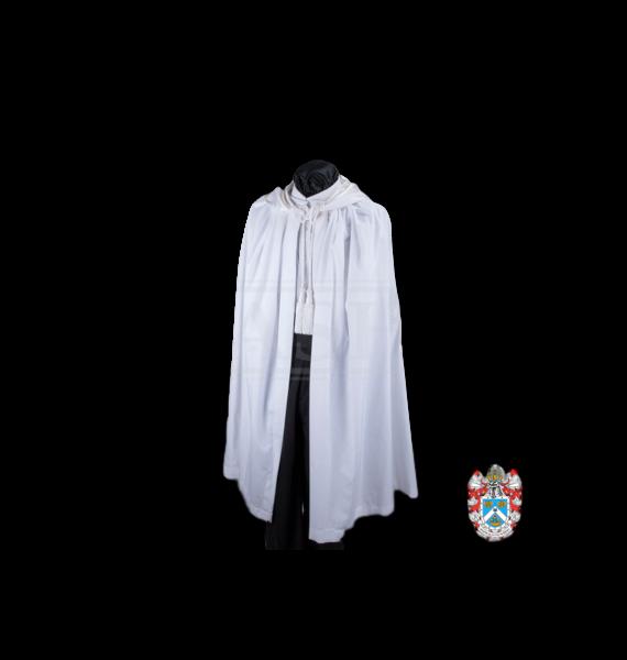 Knights Templar Priest Mantle