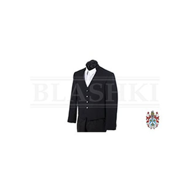 Mens Barristers Jacket - Long Style-01-219