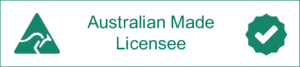 Australian Made Licensee - Seal of approval - high-res