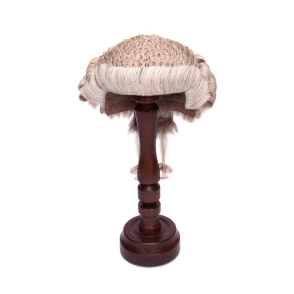 Barrister's Wig Front